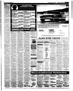 Syracuse Post Standard, February 25, 2005, Page 55