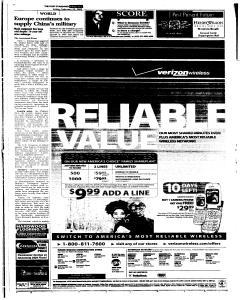 Syracuse Post Standard, February 25, 2005, Page 63