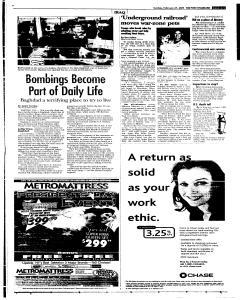Syracuse Post Standard, February 27, 2005, Page 9