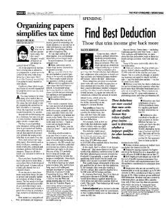 Syracuse Post Standard, February 28, 2005, Page 44