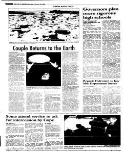 Syracuse Post Standard, February 28, 2005, Page 59