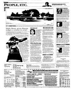 Syracuse Post Standard, February 28, 2005, Page 71