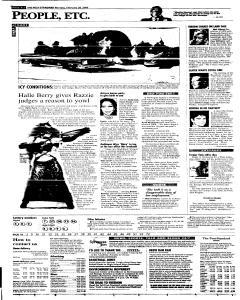 Syracuse Post Standard, February 28, 2005, Page 85