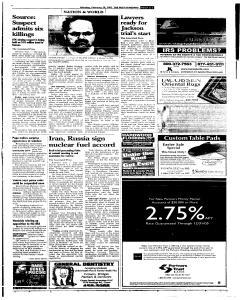 Syracuse Post Standard, February 28, 2005, Page 86
