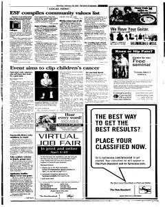 Syracuse Post Standard, February 28, 2005, Page 66