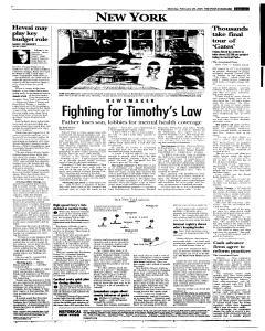 Syracuse Post Standard, February 28, 2005, Page 88
