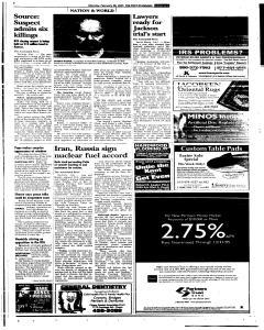 Syracuse Post Standard, February 28, 2005, Page 72