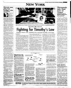 Syracuse Post Standard, February 28, 2005, Page 60