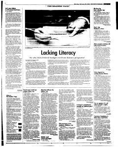 Syracuse Post Standard, February 28, 2005, Page 7