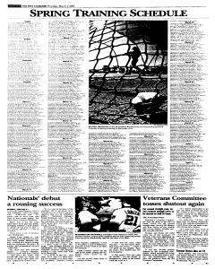 Syracuse Post Standard, March 03, 2005, Page 34