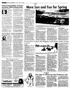 Syracuse Post Standard, March 03, 2005, Page 38