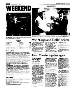 Syracuse Post Standard, March 03, 2005, Page 52