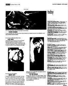 Syracuse Post Standard, March 03, 2005, Page 60