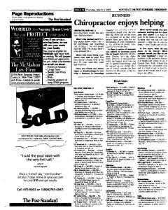 Syracuse Post Standard, March 03, 2005, Page 131