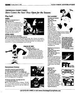 Syracuse Post Standard, March 03, 2005, Page 138