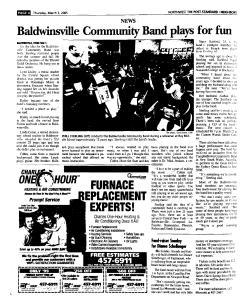 Syracuse Post Standard, March 03, 2005, Page 160