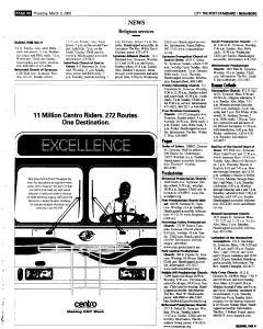 Syracuse Post Standard, March 03, 2005, Page 234