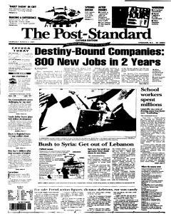 Syracuse Post Standard, March 03, 2005, Page 280