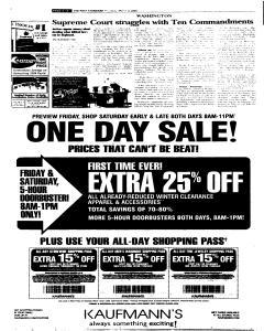 Syracuse Post Standard, March 03, 2005, Page 295