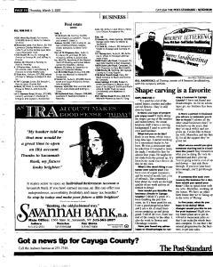 Syracuse Post Standard, March 03, 2005, Page 359