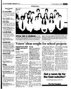 Syracuse Post Standard, March 03, 2005, Page 104