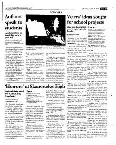 Syracuse Post Standard, March 03, 2005, Page 266