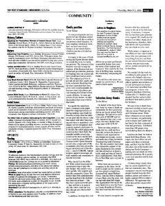Syracuse Post Standard, March 03, 2005, Page 354