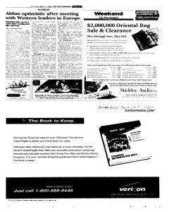 Syracuse Post Standard, March 03, 2005, Page 284