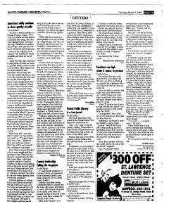 Syracuse Post Standard, March 03, 2005, Page 398