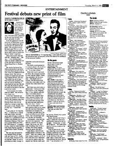 Syracuse Post Standard, March 03, 2005, Page 55