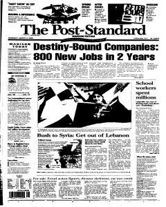 Syracuse Post Standard, March 03, 2005, Page 251