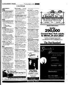 Syracuse Post Standard, March 03, 2005, Page 75