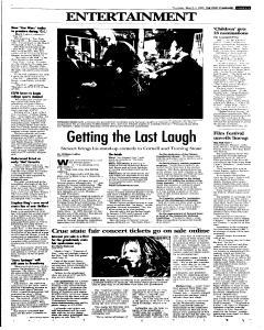 Syracuse Post Standard, March 03, 2005, Page 39