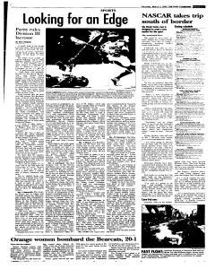 Syracuse Post Standard, March 03, 2005, Page 33