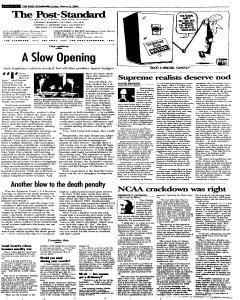 Syracuse Post Standard, March 04, 2005, Page 79