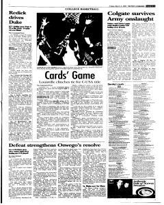 Syracuse Post Standard, March 04, 2005, Page 27