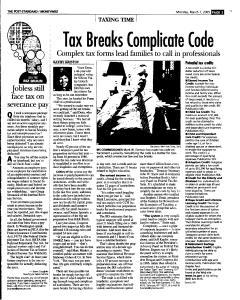 Syracuse Post Standard, March 07, 2005, Page 41