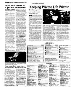 Syracuse Post Standard, March 08, 2005, Page 32