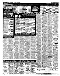 Syracuse Post Standard, March 08, 2005, Page 38
