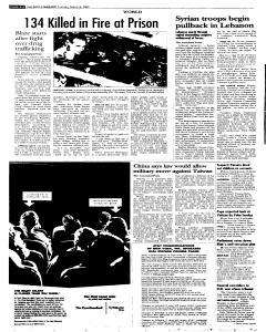 Syracuse Post Standard, March 08, 2005, Page 56