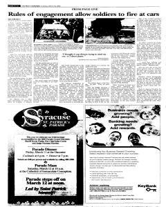 Syracuse Post Standard, March 08, 2005, Page 64
