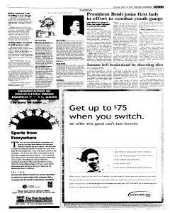 Syracuse Post Standard, March 08, 2005, Page 59
