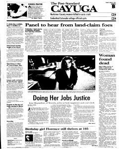 Syracuse Post Standard, March 08, 2005, Page 65