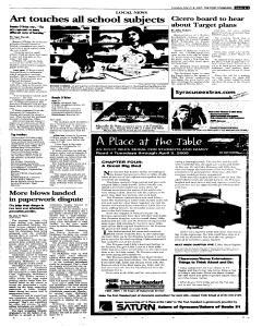 Syracuse Post Standard, March 08, 2005, Page 67
