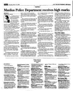 Syracuse Post Standard, March 10, 2005, Page 44