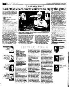 Syracuse Post Standard, March 10, 2005, Page 74