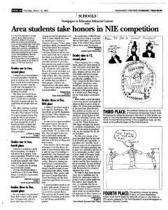 Syracuse Post Standard, March 10, 2005, Page 138