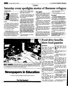 Syracuse Post Standard, March 10, 2005, Page 156
