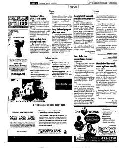 Syracuse Post Standard, March 10, 2005, Page 162