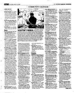 Syracuse Post Standard, March 10, 2005, Page 170
